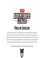 DDAL07-16 Pools of Cerulean