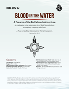 DDAL-DRW02 Blood in the Water