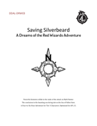 DDAL-DRW03 Saving Silverbeard