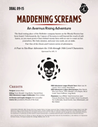 DDAL09-15 Maddening Screams