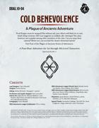 DDAL10-04 Cold Benevolence