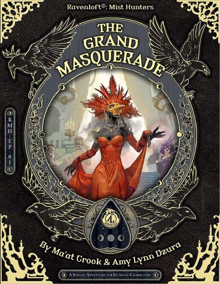 RMH-EP-01 The Grand Masquerade