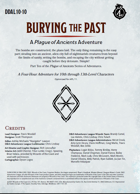 DDAL10-10 Burying the Past