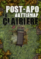 Post-apocalyptic battlemap ☢️ Abandoned car