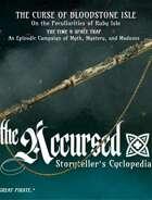 Accursed Storytellers Cyclopedia Episode 5