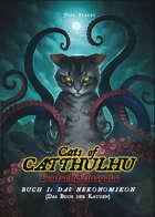 Cats of Catthulhu - Deutsche Ausgabe, Buch 1 - Das Nekonomikon