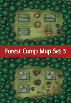 Forest Camp Map Set 3
