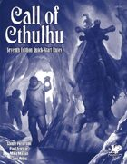Call of Cthulhu 7th Edition Quick-Start Rules