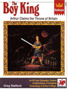 The Boy King 1st Ed.