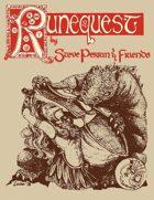 RuneQuest 1st Edition