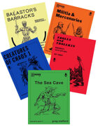 RuneQuest Old School Source Pack