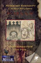Miskatonic Repository Phantasmagorical Art Pack