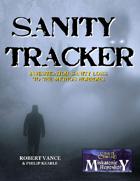 Sanity Tracker
