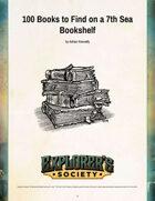 100 Books to Find on a 7th Sea Bookshelf