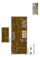 Map of Gringle's Pawnshop