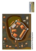 Map of Zebra Fort in the Big Rubble
