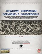 Jonstown Compendium Scenarios & Sourcebooks [2020]