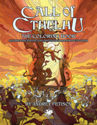 Call of Cthulhu: The Coloring Book