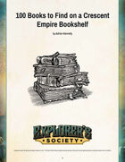 100 Books to Find on a Crescent Empire Bookshelf