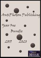 Antiphoton Publishing- Year One Bundle [BUNDLE]