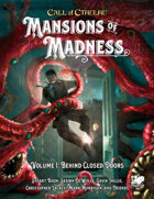 Mansions of Madness: Vol 1 - Behind Closed Doors