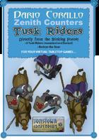 Corallo's Zenith Counters: Tusk Riders