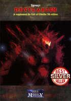 Devilarium: Thornen Servant - a Zgrozy supplement
