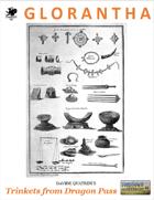 GLORANTHA: Trinkets from Dragon Pass