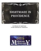 Nightmare in Providence