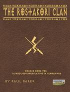 The Rostakori Clan