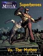 Superheroes Vs The Cthulhu Mythos