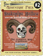 Snakepipe Hollow Map & Denizens