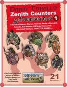 Corallo's Zenith Counters: Adventurers #1