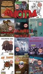 MOTM Volume 1 Omnibus - 2020 [BUNDLE]
