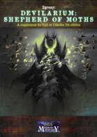 Devilarium: Shepherd of Moths - a Zgrozy supplement