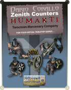 Corallo's Zenith Counters: Humakti