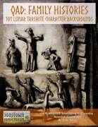 QAD: Family Histories - 101 Lunar Tarsh Character Backgrounds