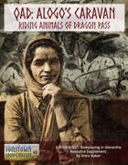 Alogo's Caravan: Riding Animals of Dragon Pass