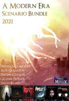 Modern Era Scenario Bundle 2021 [BUNDLE]