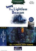 Cthulhu maps - The Lightless Beacon
