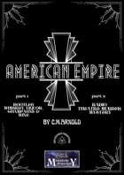 American Empire  [BUNDLE]