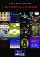 Miskatonic Repository Halloween 2021 Collection [BUNDLE]