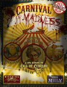 Carnival of Madness: A Call of Cthulhu Scenario for the 1970s