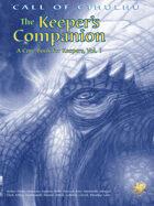 The Keeper's Companion vol. 1