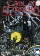 Call of Cthulhu 2nd Edition