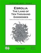 Stafford Library - Esrolia: Land of 10K Goddesses