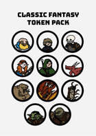 Classic Fantasy Tokens Pack