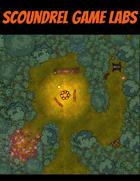 Forest Campsite Battle Map