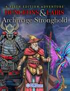Dungeons & Lairs 3: Archmage Stronghold