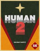Human 2 (5e) (Also Dwarf 2 and Elf 2)